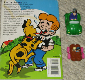 Archie Comic Book & 2 Car Toys London Ontario image 2