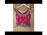 Brand new never worn Indian/ Pakistani bridal outfit