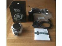 Garmin Fenix 3 GPS Running Multi-Sports Watch Titanium Sapphire Edition