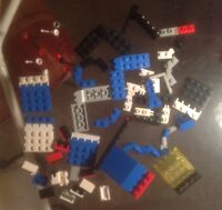 LEGO hinged pieces