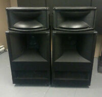 2 - Voice of the Theater Replica PA Speakers