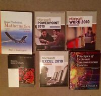 Electrical Engineering Technician/Technologist Textbooks