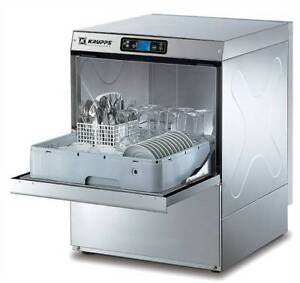 NEW KRUPPS UNDER THE COUNTER & HIGH VOLUME COMMERCIAL DISHWASHER