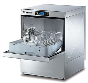 NEW COMMERCIAL DISHWASHERS - UNDER THE COUNTER & HIGH VOLUME