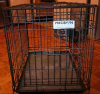 Precision Pet/ Dog Crate. Only $40