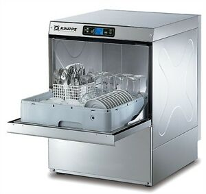 Krupps Dishwasher with the Ecoclean Control System,
