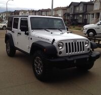 2014 Jeep Rubicon Unlimited