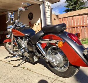 Honda Shadow 2010 750