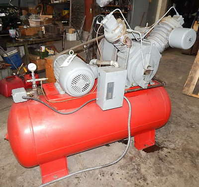 Ingersoll Rand Model 15e Air Compressor 49202