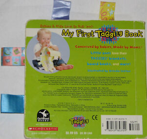 My First Taggies BOARD Book London Ontario image 2
