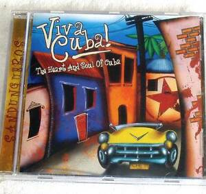 Cuban Music - Viva Cuba! - The Heart And Soul Of Cuba CD 2000 JG1 Blacktown Area Preview