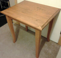 """Assorted """"Pinewood"""",""""Oakwood"""" & """"Tomlinson"""" End Tables for sale"""