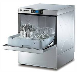 NEW COMMERCIAL DISHWASHERS - UNDER THE COUNTER AND HIGH VOLUME