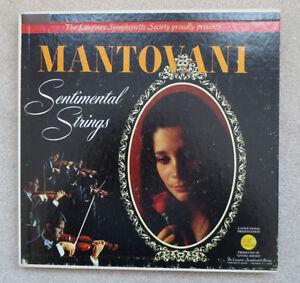Vintage Mantovani Sentimental Strings