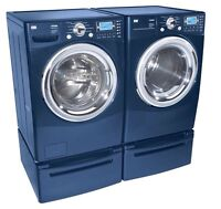 FREE PICKUP OF YOUR WASHERS DRYERS STOVES EMAIL NOW