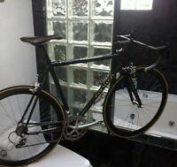 2000 MILLENIUM 55cm COLNAGO C40 GOLD LIMITED EDITION ROAD BIKE