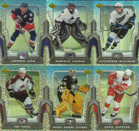 2007-08 MCDONALDS NHL HOCKEY CARD COMPLETE SET WITH CHECKLISTS