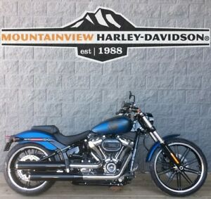 2018 Harley-Davidson FXBRS - Softail Breakout 114 115th Annivers