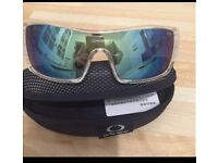 Oakley Style Sunglasses. Similar to Batwolf.