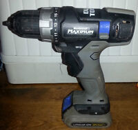 Mastercraft Dual Touch 12v Lithium Ion Drill Driver
