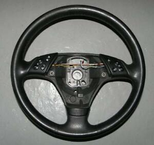BMW e46 Original STEERING WHEEL with BUTTON CONTROLS