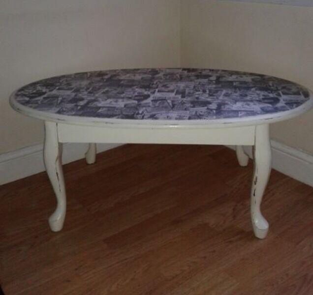 Oval Coffee Table Gumtree: In Calverton, Nottinghamshire
