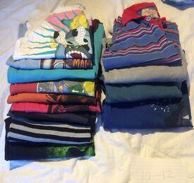 Boys clothes bundle, Age 10-12