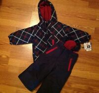 Boys 18 month snowsuit