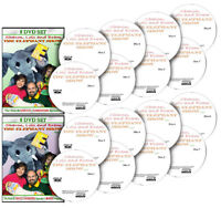 The Elephant Show and Sharon, Lois and Bram! - 16 DVD Collection