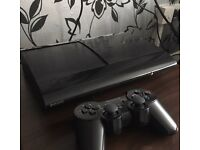 PS3 Super slim 500GB + Games