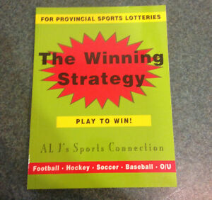 The Winning Strategy for Provincial Sports Lotteries!