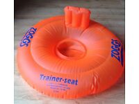 Zoggs Trainer-seat (rubber ring)