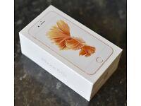 Iphone6s || 16gb || rose gold || unlocked
