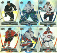2008-09 MCDONALDS NHL HOCKEY CARDS COMPLETE SET WITH CHECKLISTS.
