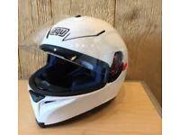 AGV k5 helmet