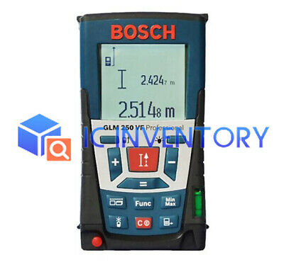 New Bosch Handheld Laser Distance Meter Tester Professional Glm250vf