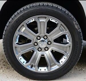 Wanted: 22 inch takeoffs from a Denali