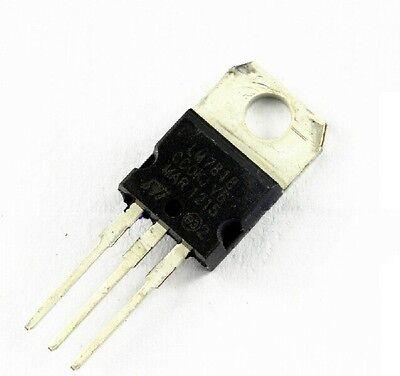 100pcs L7818cv L7818 7818 Voltage Regulator 18v 1.5a New