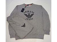 Armani Jeans AJ Sweatshirt Tracksuit Set