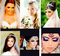 Wedding professional makeup artist and Hair still have openings