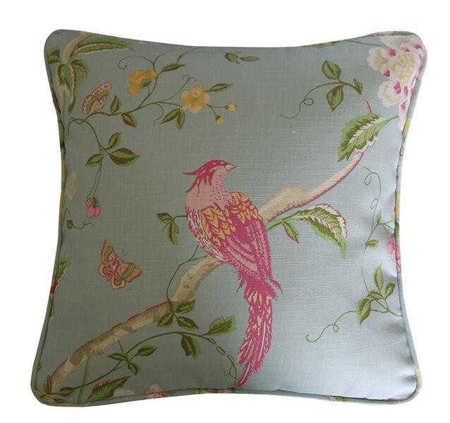 Laura Ashley Summer Palace Duck Egg Pillow