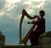 Celtic harpist/singer for weddings and special events
