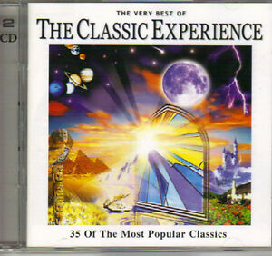 The Very Best of the Classical Experience (2 CDs) West Island Greater Montréal image 1