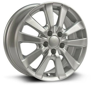 "Roues (Mags) 4 Saisons RTX OE Sprinter argent 15""  5-100 /Toyota"