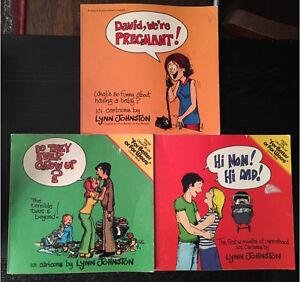 Lynn Johnston Early Comics