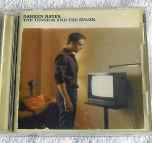 Synth Pop - Darren Hayes - The Tension And The Spark CD 2004 JG1 Eastern Creek Blacktown Area Preview
