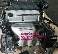 Mitsubishi Outlander  Engine
