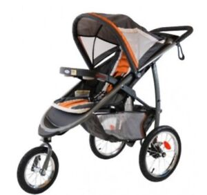 Graco Quick Action Jogging Stroller ONLY