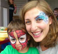 Face Painter Greater Vancouver