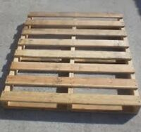 Looking for wooden pallet